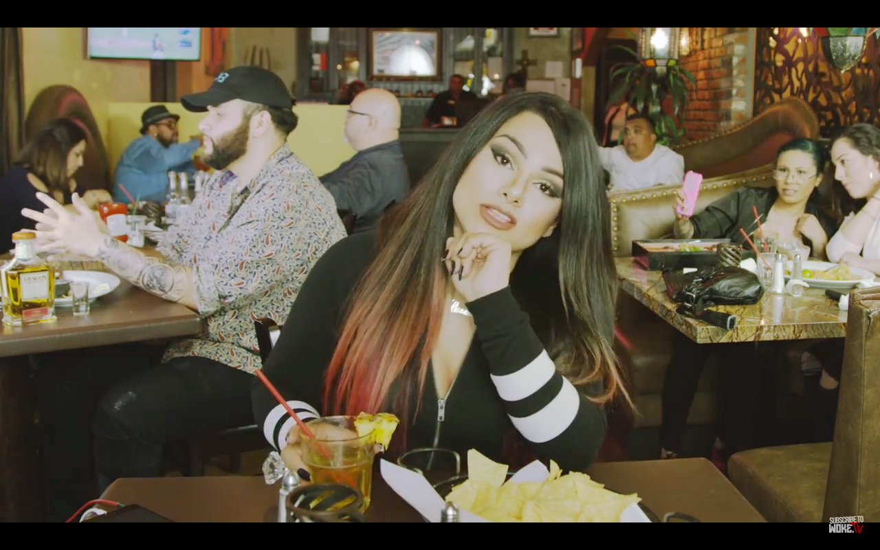 Snow tha Product - Waste of time (hiphop mundo) latina hiphop, female rapper