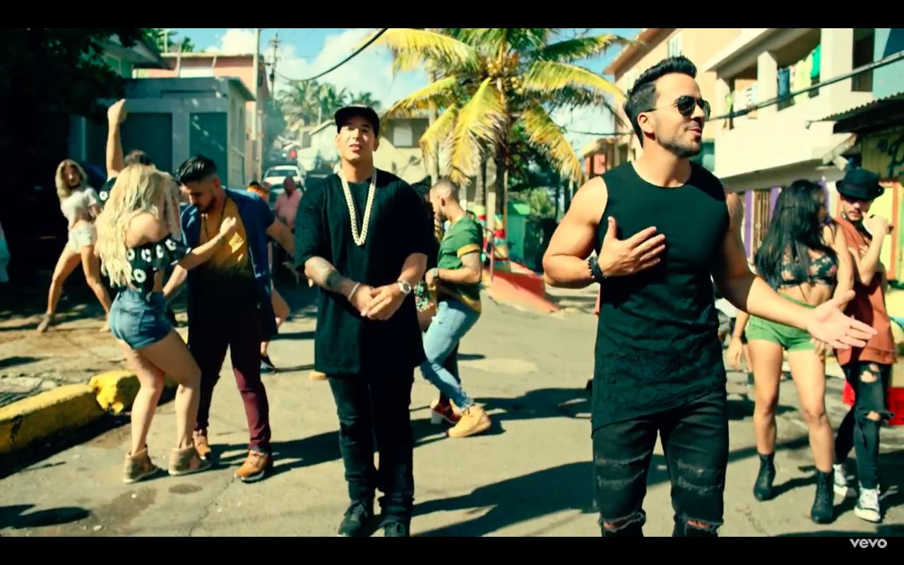 Luis Fonsi Daddy Yankee Despacito music video
