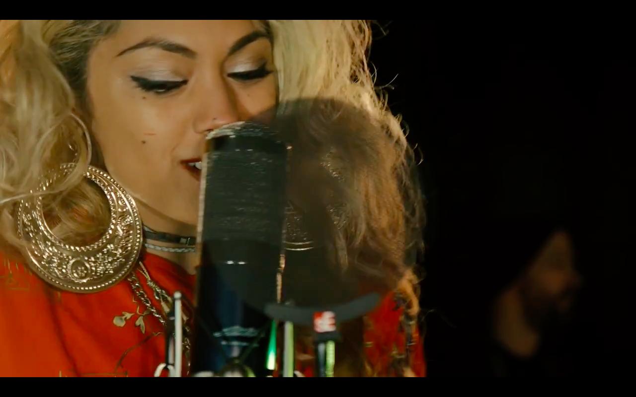 Layla Khepri bodak yellow remix cardi b (hiphop mundo) latin hiphop