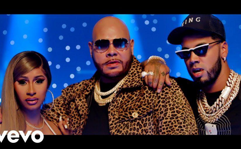 fat joe yes featuring anuel aa, cardi b, hiphop mundo, latin hiphop